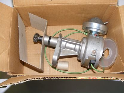 Picture of Ignition distributor, 8 cyl 79-80