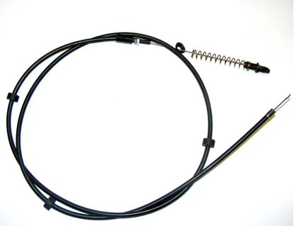 Picture of Mercedes soft top lid cable, 1077500059 SOLD