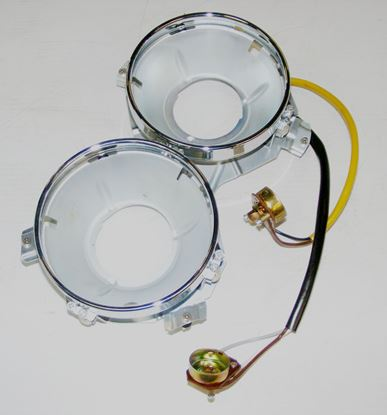 Picture of Mercedes headlight, 1118200661