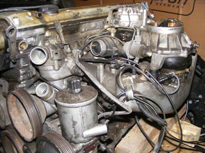 Picture of engine, 300sl 24V,used, 104981