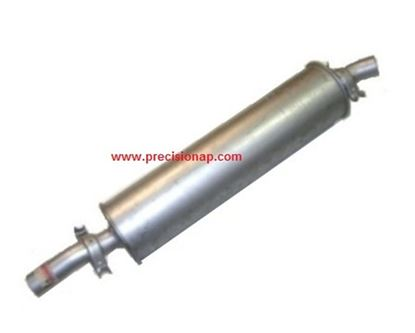 Picture of rear muffler, 230S/250S, 1114914601