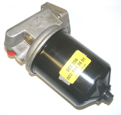 Picture of oil filter housing, 0021843601 SOLD