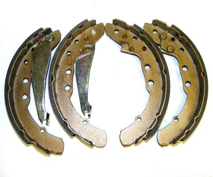 Picture of Brake shoes,Audi,  Passat 357698525CX