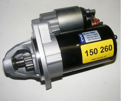 Picture of Starter, BMW 06>  12412354701