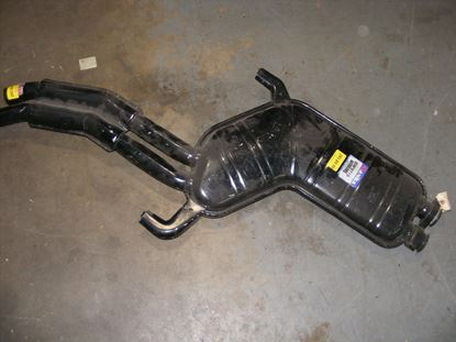 Picture of muffler, 535i e34, 18129068595 sold
