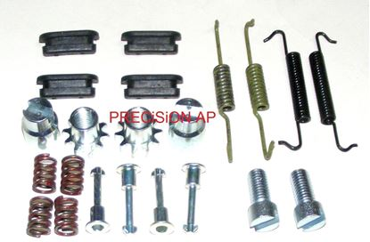 Picture of brake shoe installation kit, 34410038346