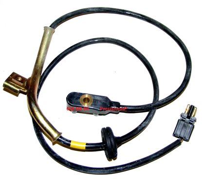 Picture of wiring, brake pad sensor,W116, 1165407909- MIA