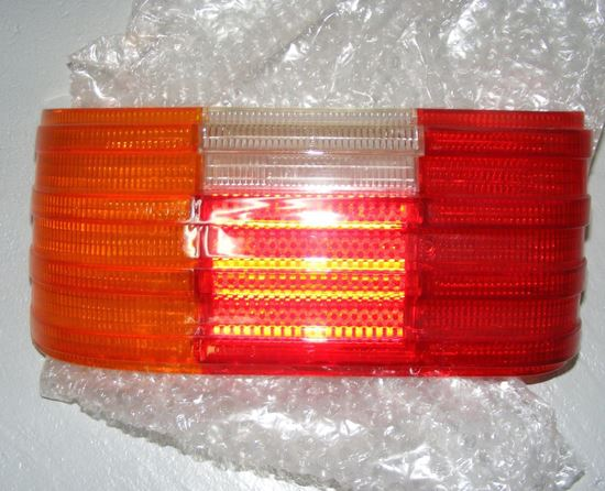 Picture of tail light lens, right,1148201066