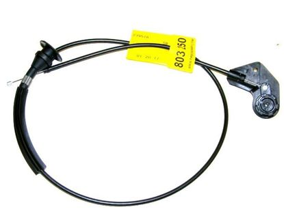 Picture of hood cable, X5/E53 ,51238402615