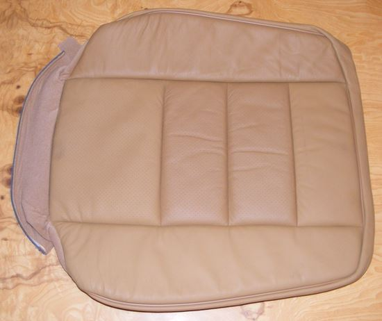 Picture of seat cover, W126 86-91, 1269105547