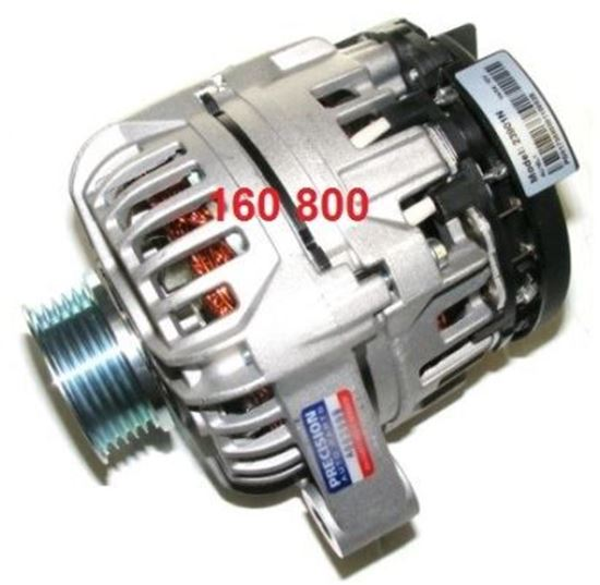 Picture of alternator, Smart diesel, 0111548002