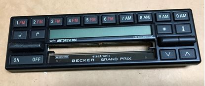 Picture of Becxker Grand Prix radio face plate 900820388