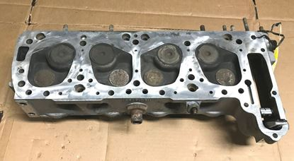 Picture of mercedes M115 cylinder head 1150102821 used