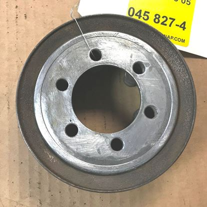 Picture of MERCEDES M127 /M180 crankshaft pulley 1272000505